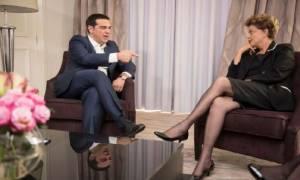 Συνάντηση Τσίπρα με την Ντίλμα Ρούσεφ