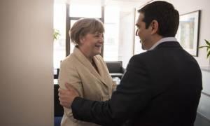 Μέρκελ: Συμφωνήσαμε εντατική συνεργασία