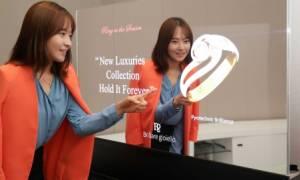Οι νέες οθόνες της Samsung είναι... καθρέπτες αλλά και εντελώς... διάφανες