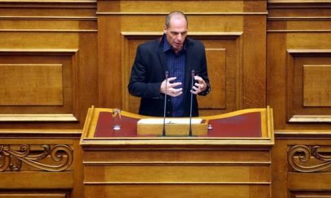 Βαρουφάκης: Καμία συμφωνία για πρωτογενές πλεόνασμα 1%