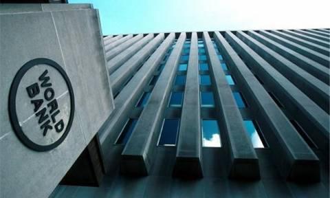 Παγκόσμια Τράπεζα: Αναθεώρηση στο 2,8% από 3% για την ανάπτυξη