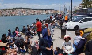 Δραματική έκκληση του δημάρχου Λέσβου προς την ΕΕ για τους μετανάστες
