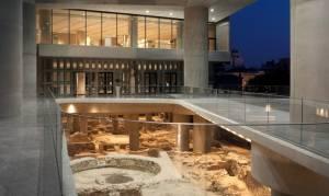 Το μουσείο της Ακρόπολης γιορτάζει τα έξι του χρόνια με τις αρχαιότητες της Σαμοθράκης
