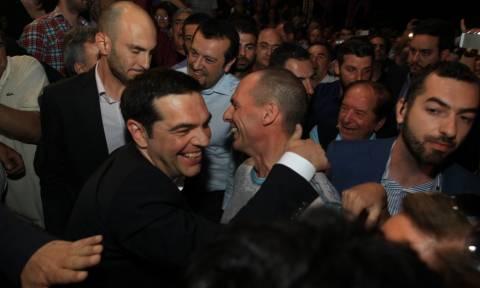 Τσίπρας: Οι τίμιοι αγώνες δικαιώνονται (videos+photos)