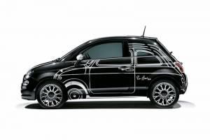 Fiat: Νέο 500 Ron Arad