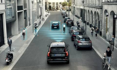 Volvo: Το City Safety μειώνει τα ατυχήματα κατά 28%