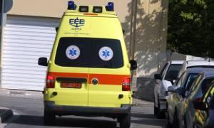 Τροχαίο ατύχημα με τραυματισμό στη μαρίνα Αλίμου