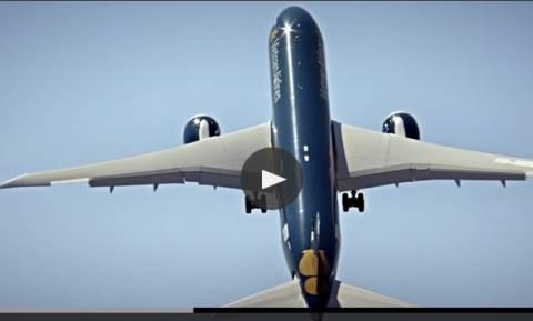 To νέο Boeing απογειώνεται σχεδόν κάθετα (video)