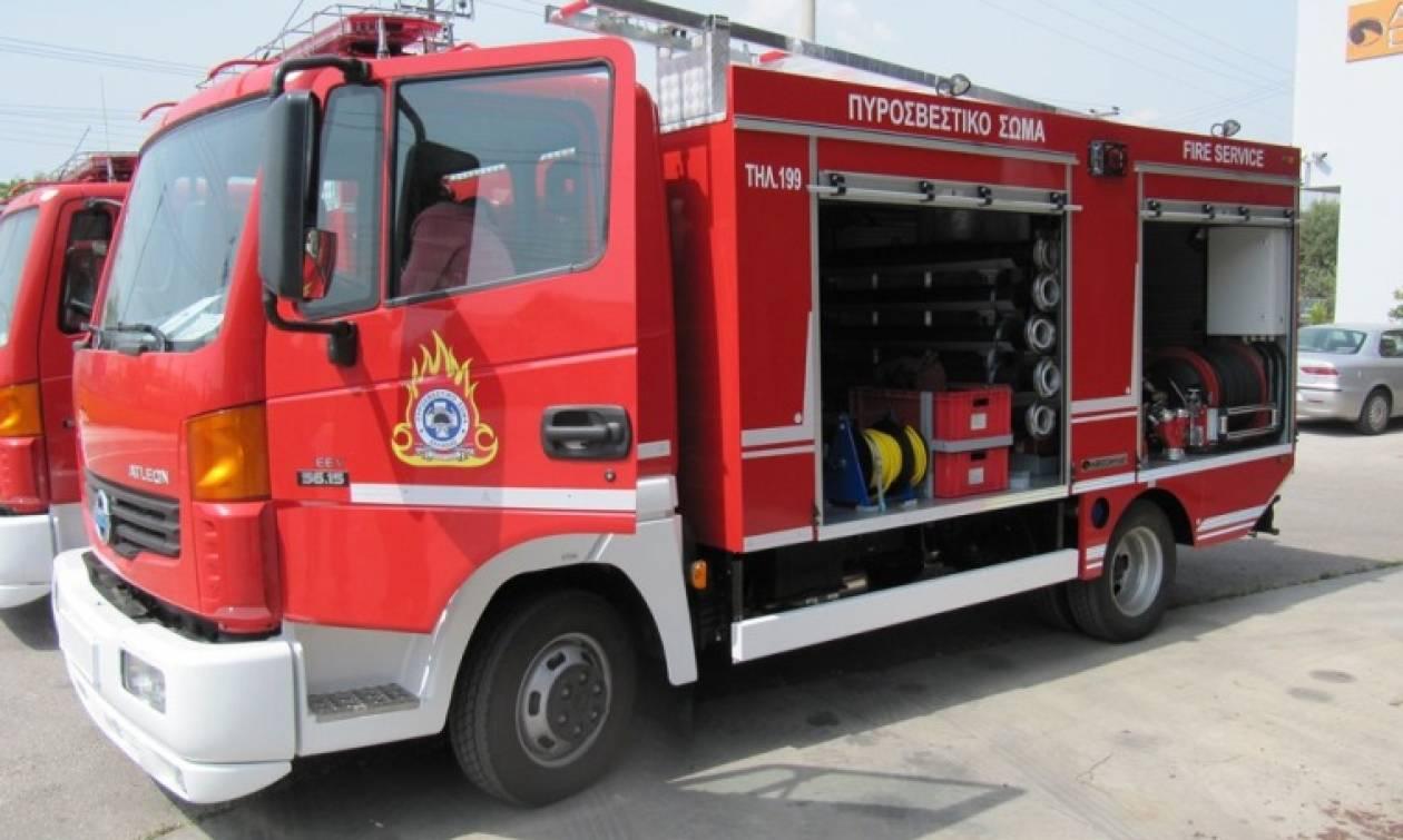 Πυρκαγιά στο Ιπποκράτειο Νοσοκομείο Αθηνών