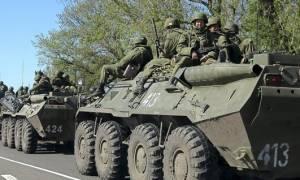 Σε δημοπρασία στρατιωτικός εξοπλισμός της Ρωσίας
