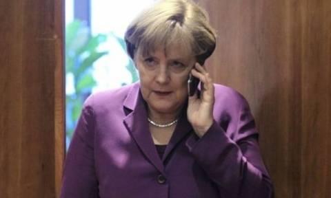 Γερμανία: Δεν παρακολουθούσαν τελικά πράκτορες το τηλέφωνο της Μέρκελ