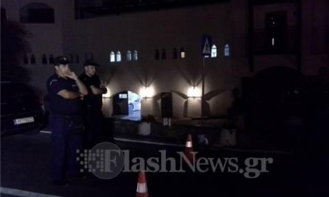 Ηράκλειο: Σκηνές φαρ ουέστ σε ξενοδοχείο – Ανταλλαγή πυροβολισμών μεταξύ ληστών και αστυνομικών