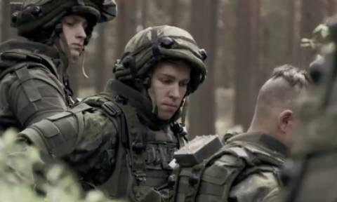 Λετονία: Ρώσοι ακτιβιστές αποπειράθηκαν να εισβάλουν σε στρατιωτική βάση