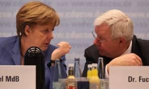 Φουκς: Δεν ψηφίζουμε λύση χωρίς το ΔΝΤ