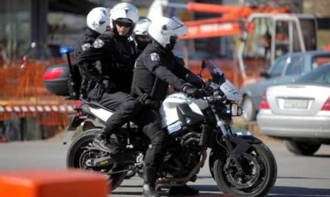 Κινηματογραφική καταδίωξη στους δρόμους της Λάρισας για τη σύλληψη ληστών