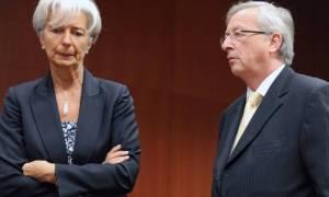 FAZ: Το ΔΝΤ τορπιλίζει τη συμφωνία με την Ελλάδα
