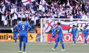 Νησιά Φερόε – Ελλάδα 2-1