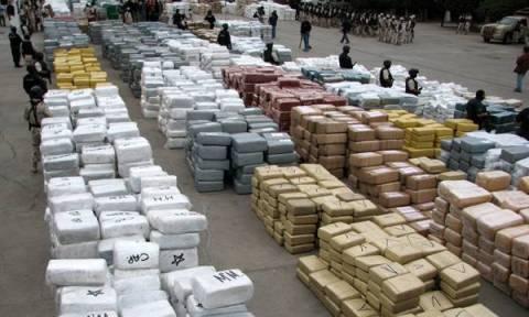 Μεξικό: 42 τόνους μαριχουάνας κατέσχεσαν οι αρχές