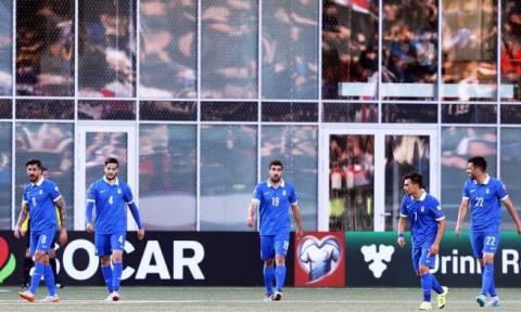 Νησιά Φερόε – Ελλάδα 2-1: Τα γκολ του αγώνα