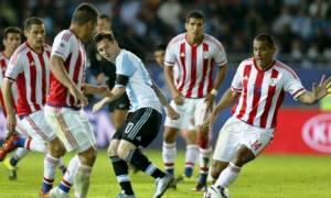 Επική ανατροπή από Παραγουάη, 2-2 με Αργεντινή