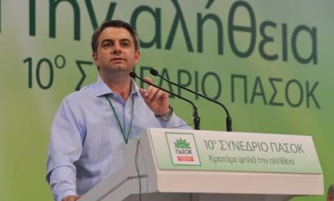 Κωνσταντινόπουλος: Ζητώ εντολή για το μέλλον της παράταξης