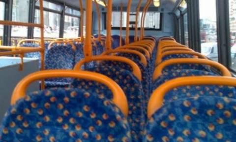Δείτε για ποιο λόγο τα καθίσματα σε όλα τα λεωφορεία είναι πολύχρωμα!