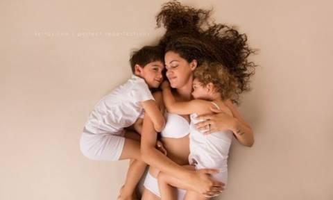 Αγαπήστε τις ατέλειές! 15 μαμάδες αποδεικνύουν πόσο όμορφες είναι οι ατέλειες του γυναικείου σώματος