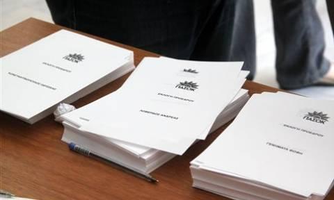 ΠΑΣΟΚ: Μπροστά η Φώφη - Πιθανή εκλογή της από τον πρώτο γύρο