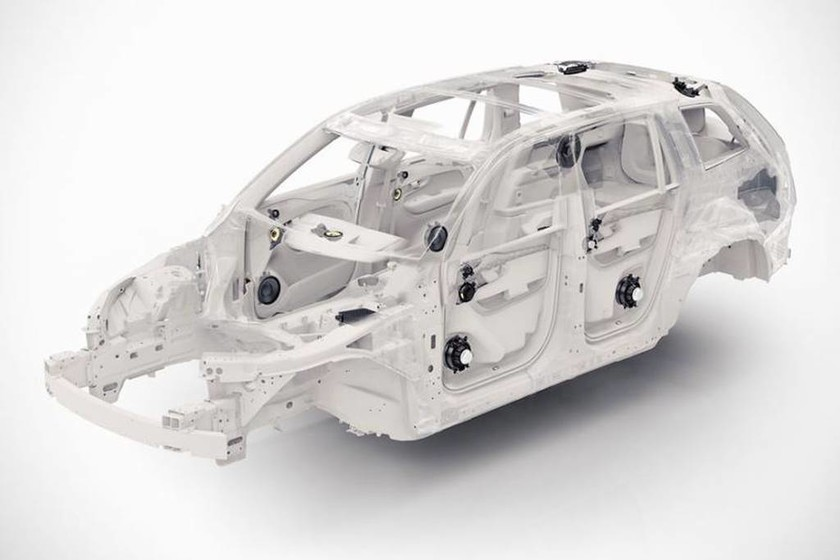 Volvo: Το XC90 με ηχοσύστημα Bowers & Wilkins (photos)
