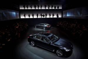 BMW Group: Η σειρά 7 στην παραγωγή (photos)