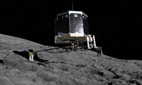 Το ρομπότ Philae έκανε την έκπληξη… και «ξύπνησε» από τον λήθαργο!