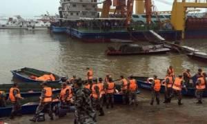 Υγρός τάφος ο ποταμός Γιανγκτσέ στην Κίνα