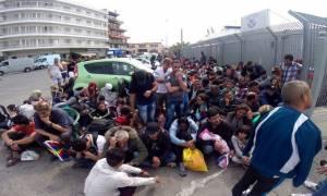 Μυτιλήνη: 463 μετανάστες εντοπίστηκαν στο λιμάνι μόνο μέσα σ' ένα πρωί