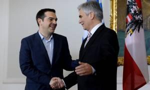 Στην Αθήνα αύριο ο καγκελάριος Β. Φάιμαν