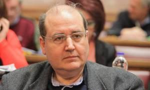 Φίλης: Η κυβέρνηση δεν αποχωρεί και δεν υποχωρεί