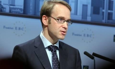 Γενς Βάιντμαν (Bundesbank): Η Ελλάδα να δράσει γρήγορα
