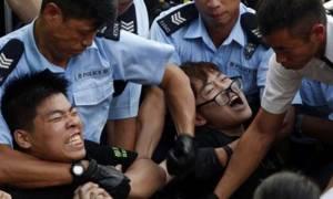 Χονγκ Κονγκ: Εννέα συλλήψεις για κατασκευή εκρηκτικών μηχανισμών