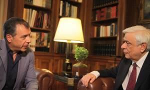 Πρ. Παυλόπουλος: «Η εντολή του λαού είναι να προχωρήσουμε στην Ευρώπη»