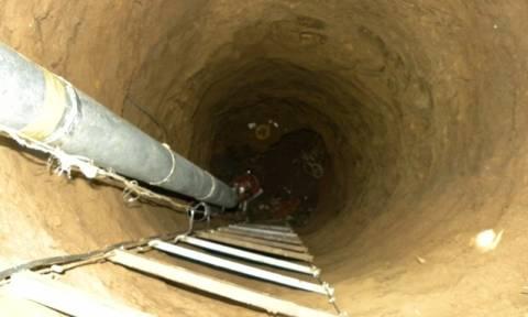 Καρδίτσα: Αρχαιοκάπηλοι παγιδεύτηκαν στο πηγάδι που άνοιξαν (photos)