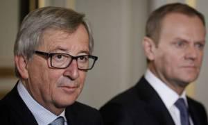 Βρυξέλλες: Πενταμερής συνάντηση κορυφής το απόγευμα για την Ελλάδα