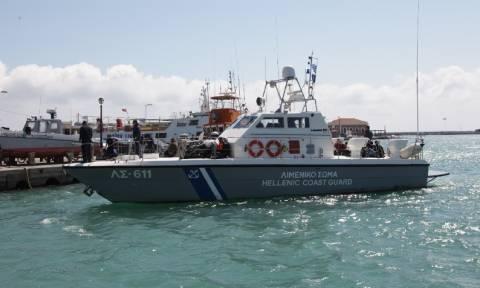 Στη διάσωση 300 μεταναστών προχώρησε το Λιμενικό σε Χιο, Λέσβο και Φαρμακονήσι