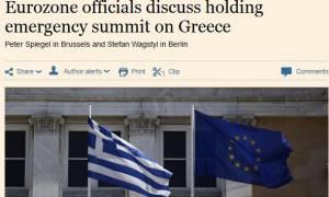 Έκτακτη Σύνοδος Κορυφής την Κυριακή αν αποτύχει το Eurogroup