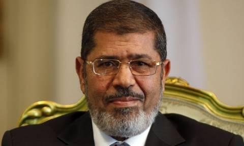 Σε ισόβια κάθειρξη για κατασκοπεία ο Μόρσι