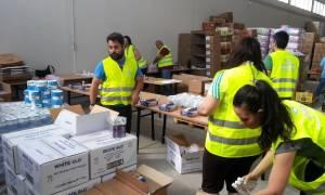 Ανθρωπιστική παρέμβαση της «Αποστολής» στους μετανάστες - πρόσφυγες της Χίου