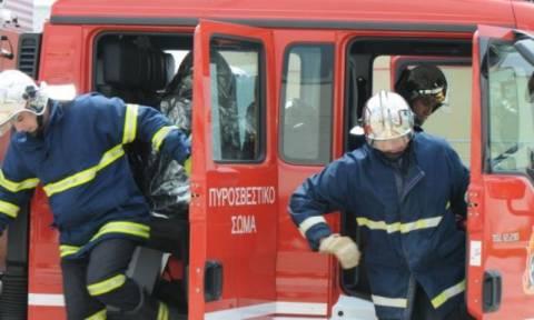 Ηράκλειο: Τουρίστες έπεσαν με το αυτοκίνητό τους σε γκρεμό