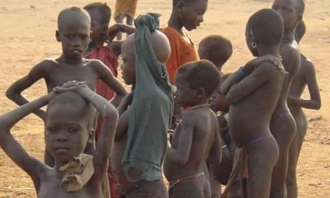Νότιο Σουδάν: 250.000 παιδιά κινδυνεύουν να πεθάνουν από την πείνα