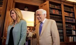Παυλόπουλος: Ανάγκη να υπάρξει εθνικό αρραγές μέτωπο