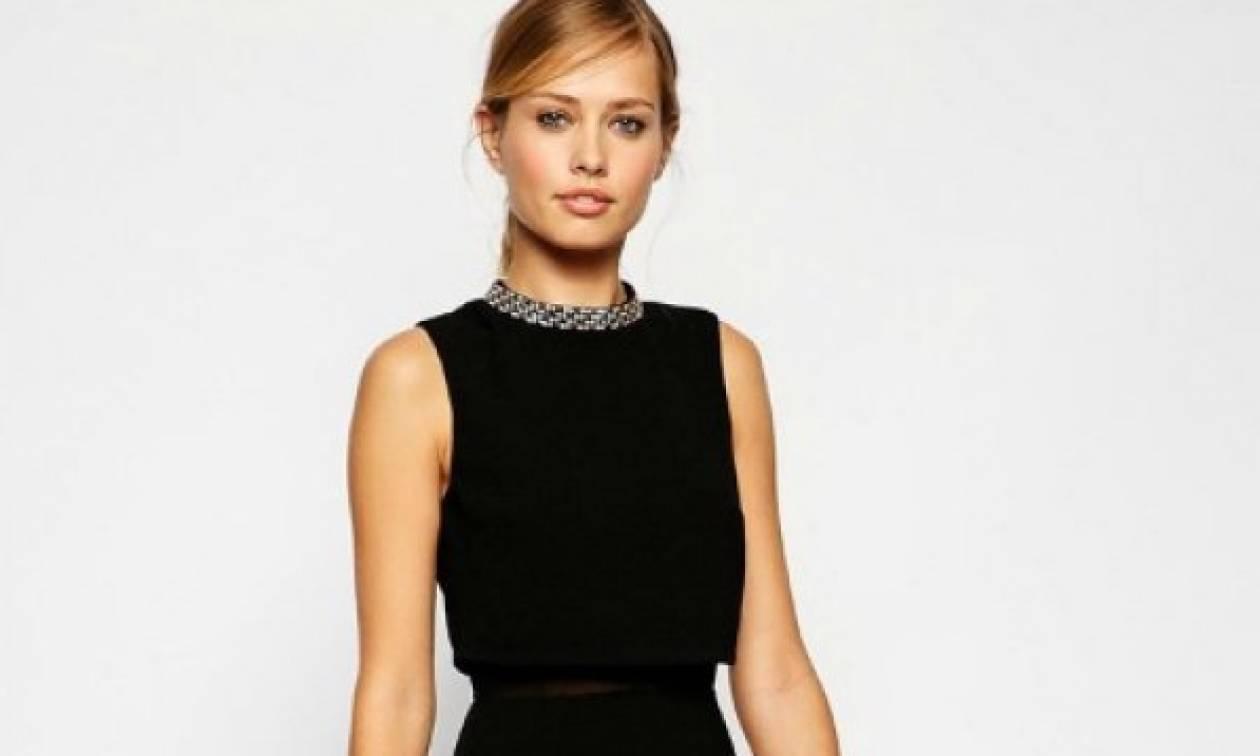 Δες πώς θα φορέσεις το μικρό μαύρο φόρεμα το καλοκαίρι - Newsbomb 4c7c84c9454