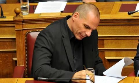 Tι συζήτησε ο Γιάνης Βαρουφάκης με κλιμάκιο ανώτατων στελεχών της ΕΤΕπ