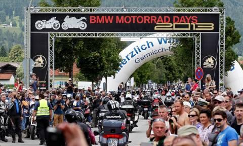 BMW Group: Σε άνοδο οι πωλήσεις μοτοσυκλετών